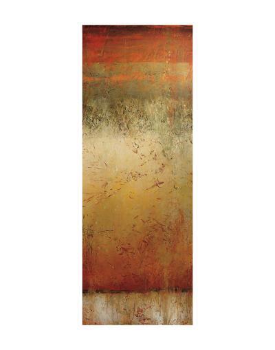 Strata Six-Jeannie Sellmer-Art Print