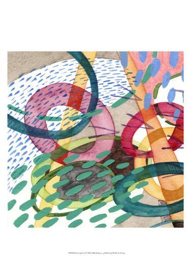 Stratosphere I-Nikki Galapon-Art Print