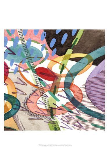 Stratosphere II-Nikki Galapon-Art Print