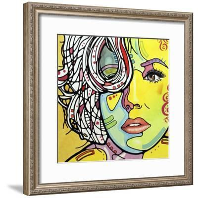 Strawberry Blonde-Dean Russo-Framed Giclee Print