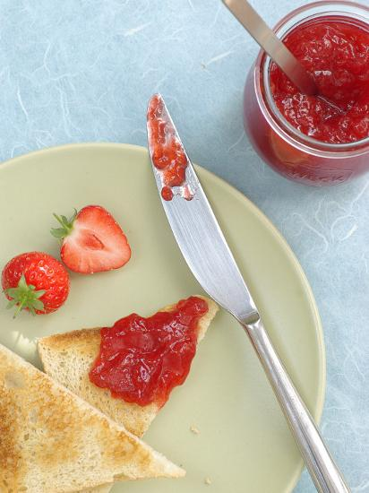 Strawberry Jam--Photographic Print