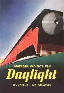 Streamlined Daylight Train