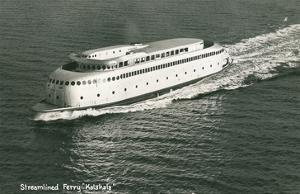 Streamlined Ferry, Kalakala