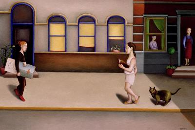 Street 2-Caroline Jennings-Giclee Print