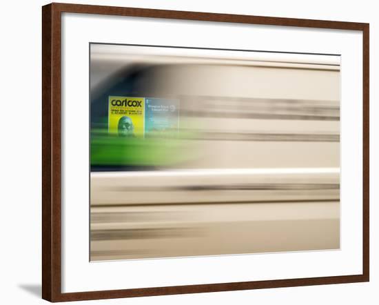 Street Advertising-Craig Roberts-Framed Photographic Print