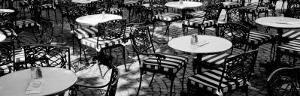 Street Cafe, Frankfurt, Germany