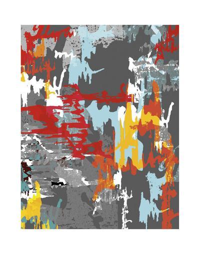 Street Camo-Carolina Pecora-Art Print