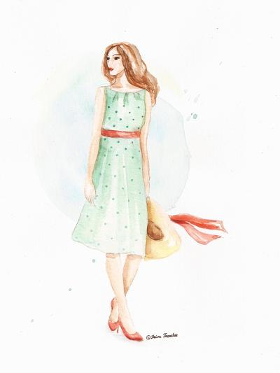 Street Fashion II-Irina Trzaskos Studio-Giclee Print