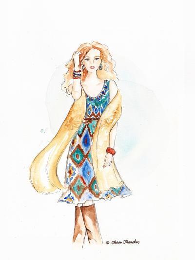 Street Fashion III-Irina Trzaskos Studio-Giclee Print