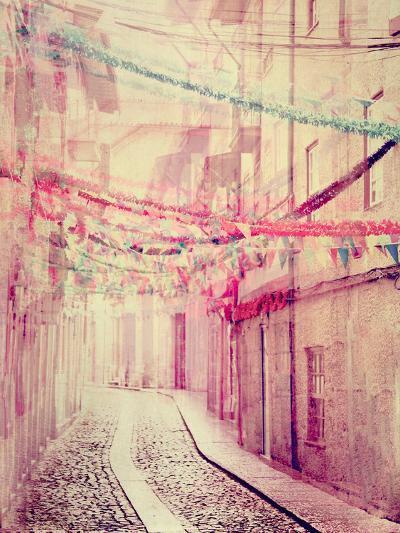 Street Party-Ingrid Beddoes-Art Print