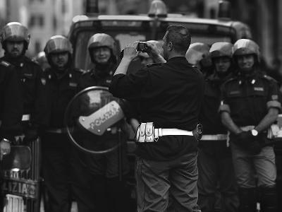Street Photographer-Fulvio Pellegrini-Photographic Print
