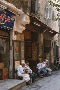 Street Scene in Cairo, 2007