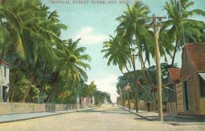 Street Scene, Key West, Florida