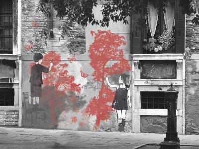 Street Style I-Tom Frazier-Giclee Print