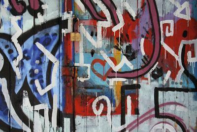 Streetlife III-Tony Koukos-Art Print