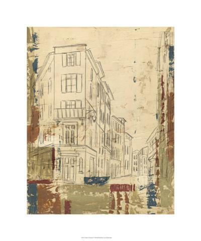 Streets of Downtown I-Ethan Harper-Limited Edition