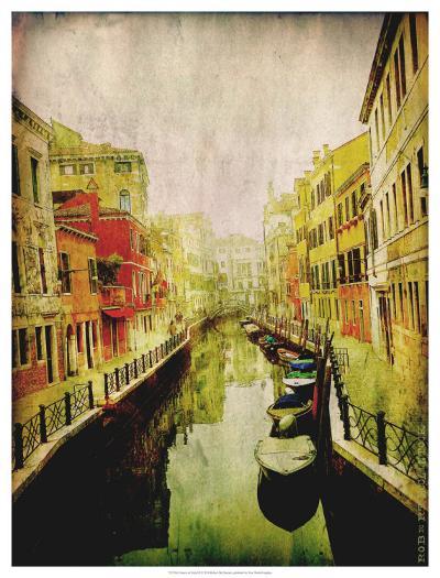 Streets of Italy III-Robert Mcclintock-Art Print