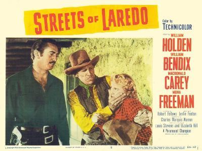 Streets of Laredo, 1956--Art Print