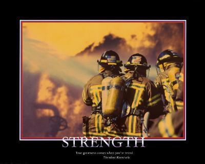 Strength--Art Print