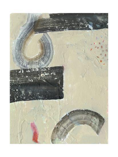 Striate IV-Victoria Borges-Premium Giclee Print