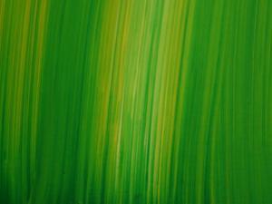 Striated Green Background