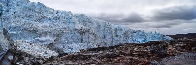 Striations Carved into the Bedrock by Ice Erosion as a Glacier Receded-Jason Edwards-Photographic Print