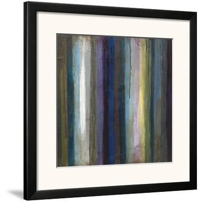 Striations II-Wani Pasion-Framed Giclee Print