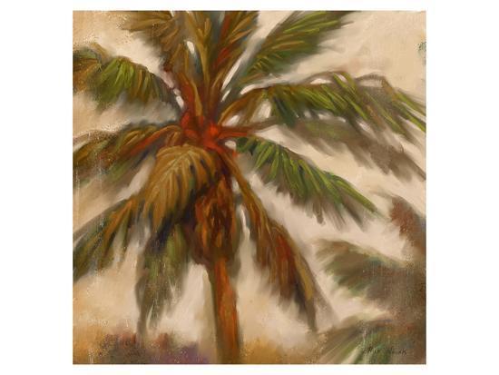 Strickly Palms 02-Rick Novak-Art Print