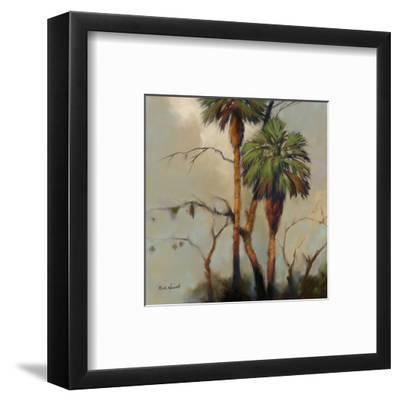Stricktly Palms 10-Rick Novak-Framed Art Print