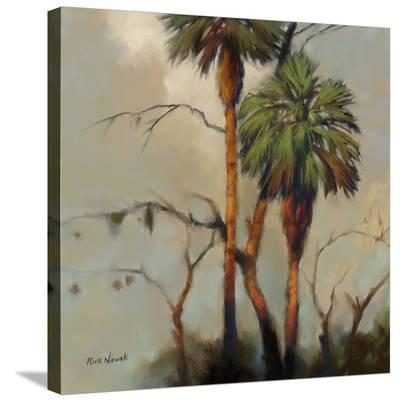 Stricktly Palms 10-Kurt Novak-Stretched Canvas Print