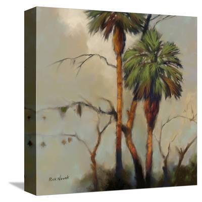 Stricktly Palms 10-Kurt Novak-Stretched Canvas Print