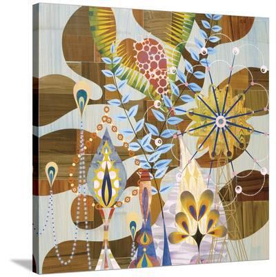 Strigosa (detail)-Rex Ray-Stretched Canvas Print