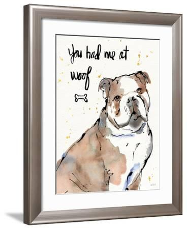 Strike a Paws I-Anne Tavoletti-Framed Art Print