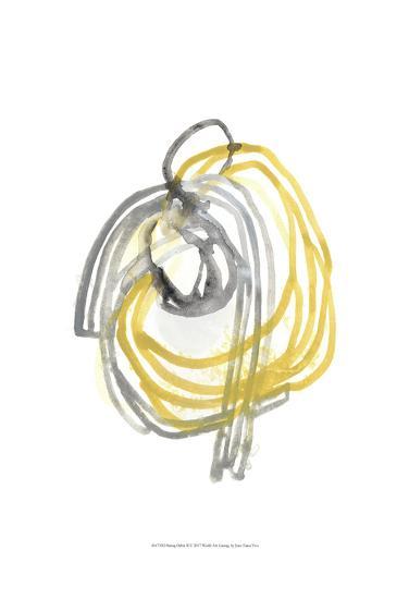 String Orbit II-June Erica Vess-Art Print