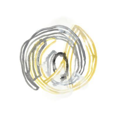 String Orbit III-June Vess-Art Print
