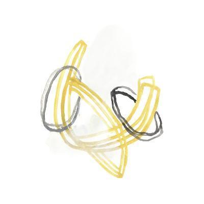 String Orbit V-June Vess-Art Print