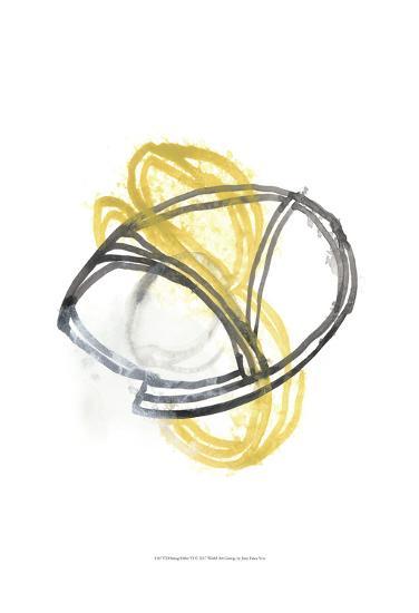 String Orbit VI-June Erica Vess-Art Print