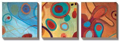 String Theory II-Don Li-Leger-Canvas Art Set