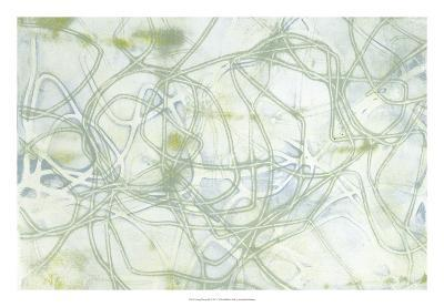 String Theory III-Jennifer Goldberger-Premium Giclee Print