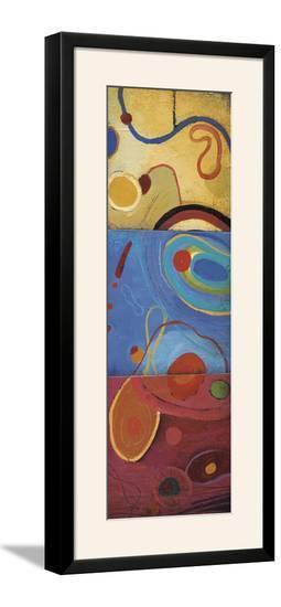 String Theory III-Don Li-Leger-Framed Giclee Print