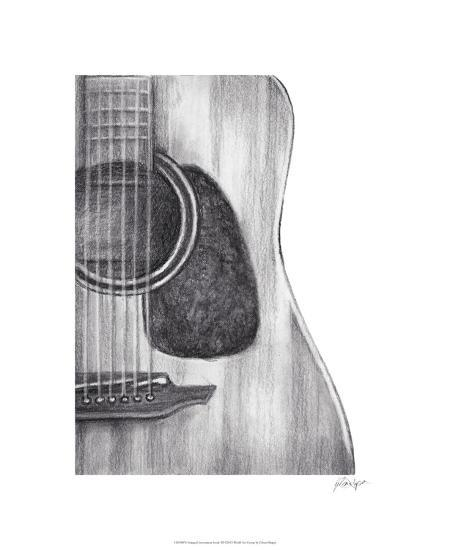 Stringed Instrument Study III-Ethan Harper-Limited Edition