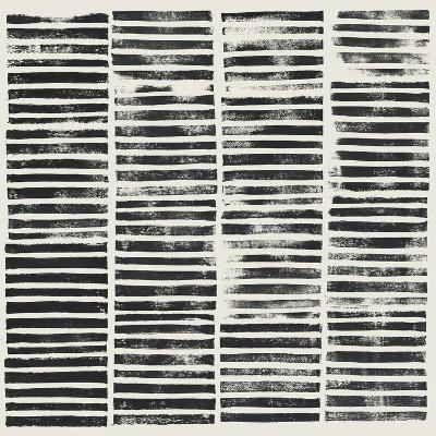 Stripe Block Prints II-Grace Popp-Art Print