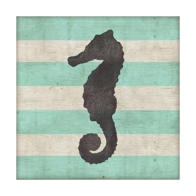 Striped Coastal II-A Fresh Bunch-Premium Giclee Print