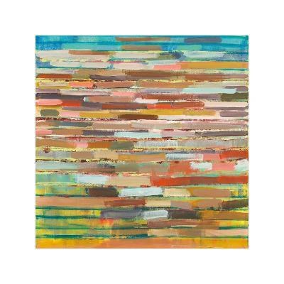 Striped Layers-Don Wunderlee-Giclee Print