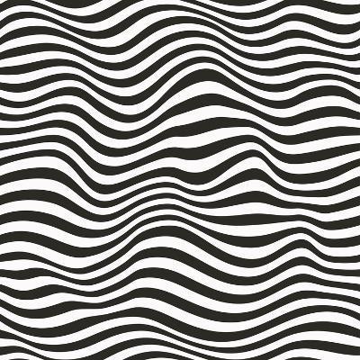 Striped Pattern-Magnia-Art Print