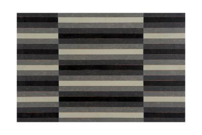 Striped Triptych No.4, 2003-Peter McClure-Giclee Print