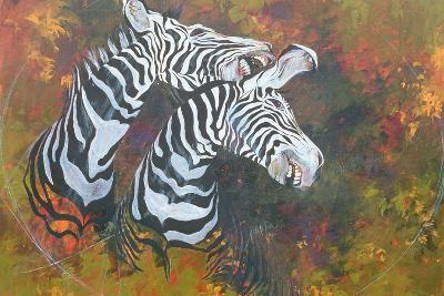 Stripes, 1997-Odile Kidd-Giclee Print