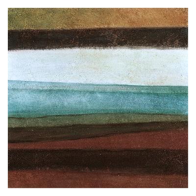 Stripes 2-Kristin Emery-Art Print