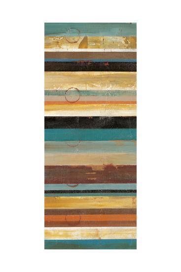 Stripes Panel I-Cheryl Martin-Premium Giclee Print