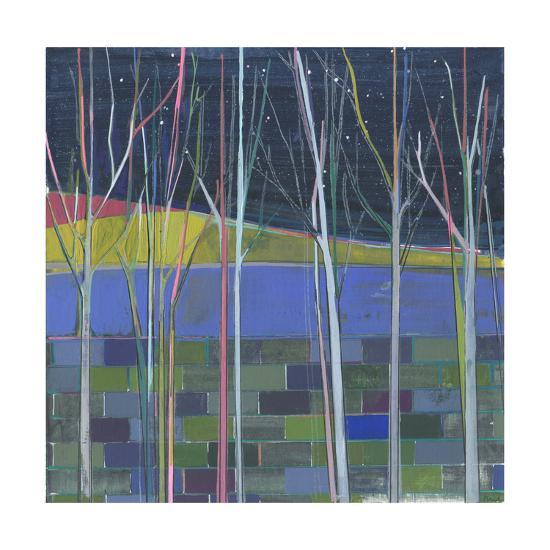 Stripes-Charlotte Evans-Giclee Print